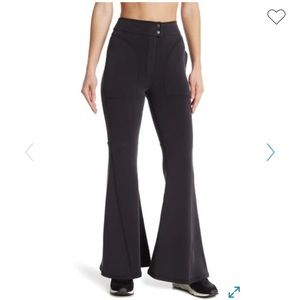 Brand new Free people light heart flare pants